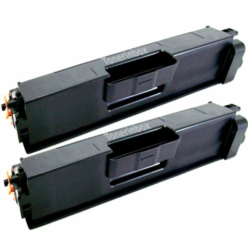 2 x TN-315BK TN315 Black Toner Cartridge For Brother HL-4150CDN HL-4570CDW