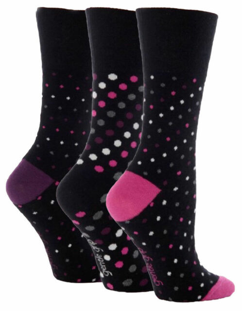 2 Pair Ladies Argyle Cotton Socks,Everyday//Casual Wear,Mothers day Gift UK 4-8