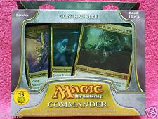 SPANISH Magic MTG 2011 Commander C11 Sealed Counterpunch Deck RARE the Gathering