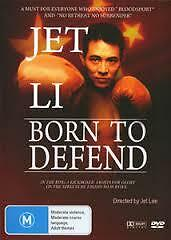 1 of 1 -  Born to Defend(1986)  * Directorial debut of Jet Li *
