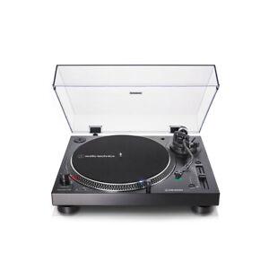 AUDIO-TECHNICA-AT-LP120X-USB-BLACK-GIRADISCHI-TRAZIONE-DIRETTA-NUOVO-GARANZIA