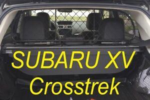 dog guard pet barrier net and screen for subaru xv crosstrek ebay
