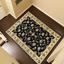 miniature 1 - Teppich Klassisch Orient Traditionell Persisch mit Umrandung Flair NAZ Blau TS