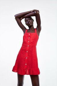 cherrie424: NWT Zara Red Dress