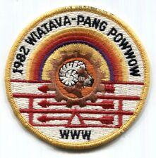 OA Lodge 532 Pang S11a cb Flap BLK Bdr MOBX4-4g Desert Trails CA