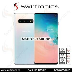 Samsung Galaxy S10 /S10 Plus 128GB Unlocked Toronto (GTA) Preview