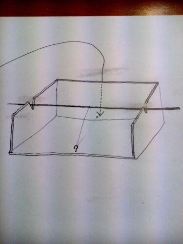Pour la première fois construire. Full Kit Mec Fly Rod Blank XL50 9/' 5wt 4 pièces..