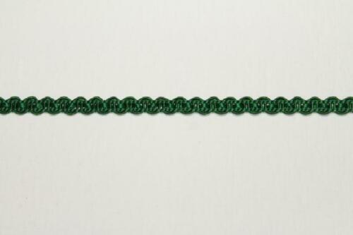 9507 2 METRI PASSAMANERIA ARREDAMENTO POLIESTERE ALTEZZA 0,5 cm SWEET TRIMS ART