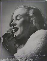 Norma Jean 22x28 Lipstick Poster 1987/88 Marilyn Monroe