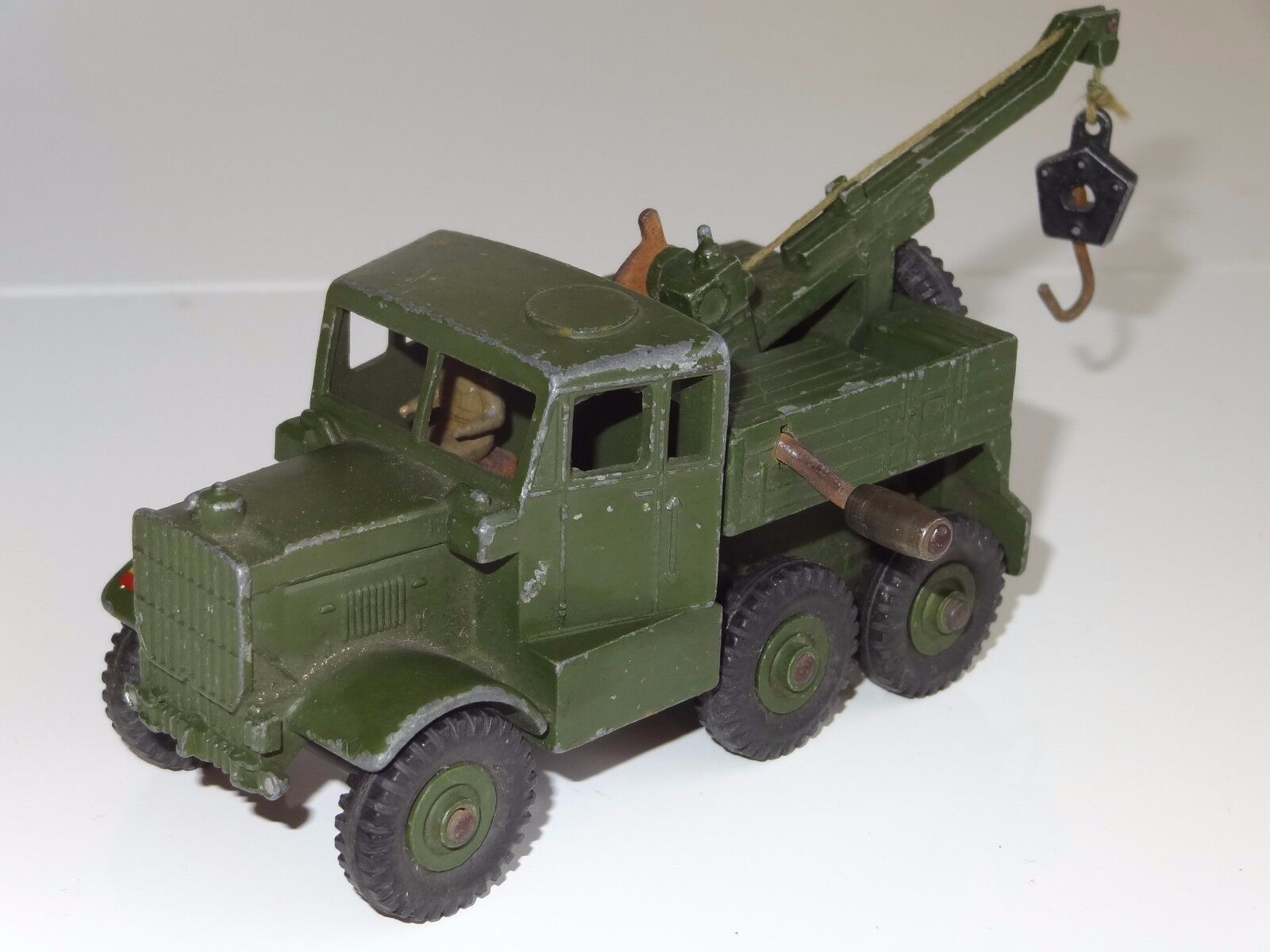 (s) dinky MILITARY RECOVERY TRACTOR  - 661