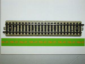 Voie-MARKLIN-M-HO-Rail-Droit-standard-5106-Lot-de-6