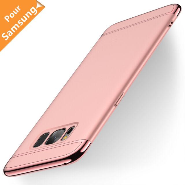 Lusso Custodia Sottile PC Opaco per Samsung S8 / Plus,S7 / Edge,S6 / Note8,A5 /