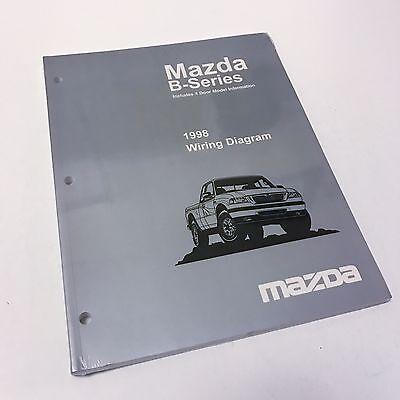 Mazda B Series Wiring Diagram - Wiring Diagram