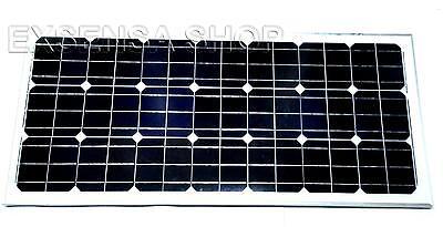 Pannello solare 150w monocristallino fotovoltaico 150 watt for Immagini pannello solare