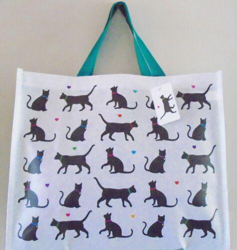 Cat Print Shopping Bag-Cat Gift Idea