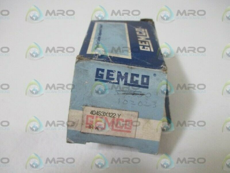 GEMCO 404S3X122Y SELECTOR SWITCH  NEW IN BOX