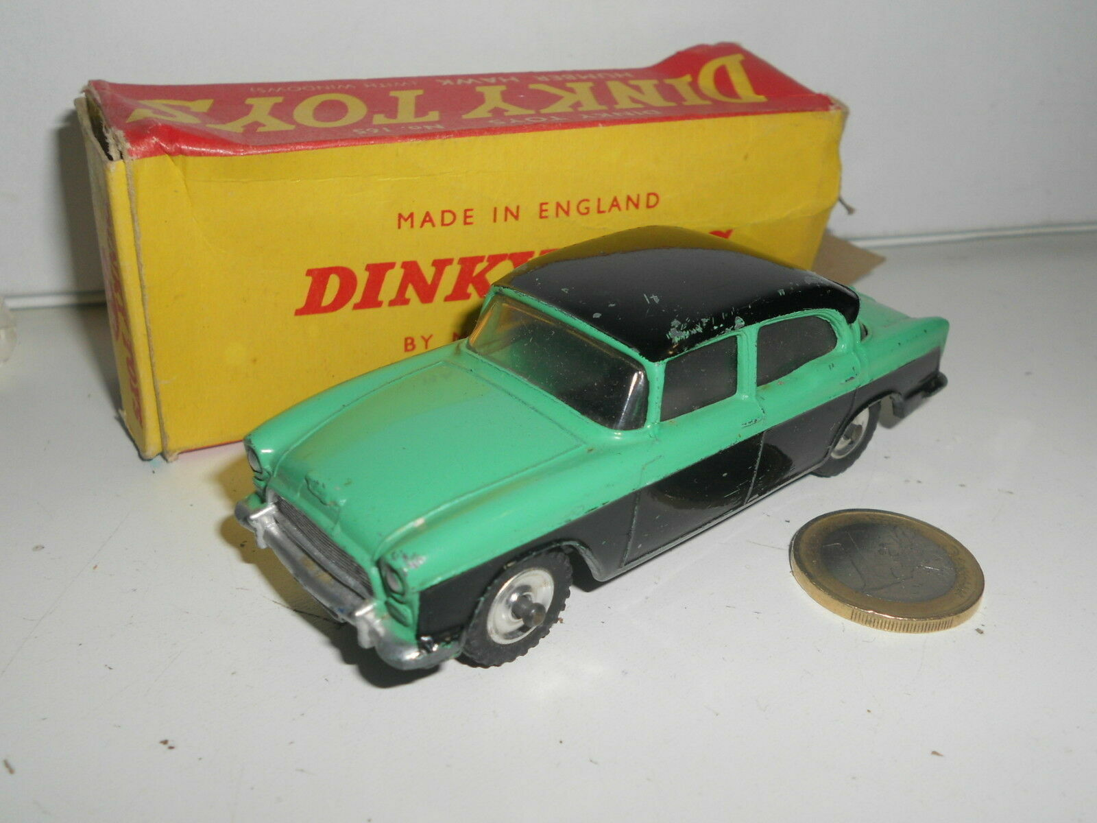 DINKY TOYS HUMBER HAWK COD 165 803996