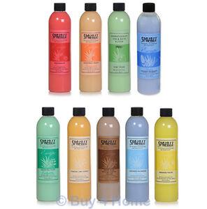 Spazazz Escape Spa Elixir Liquid Natural Fragrance Hot