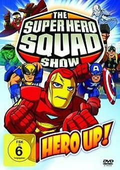 Super Hero Squad - Hero Up! - Episode 1-6 (2010)