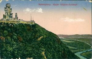 Ansichtskarte Hohenayburg Kaiser Wilhelm-Denkmal (Nr.685) - Eggenstein-Leopoldshafen, Deutschland - Ansichtskarte Hohenayburg Kaiser Wilhelm-Denkmal (Nr.685) - Eggenstein-Leopoldshafen, Deutschland