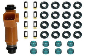 New Fuel Injector Service Repair Kit for V8 VORTEC SPIDER Chevrolet GM vehicles