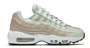 Nike-Air-Max-95-OG-Moon-Particle-Light-Silver-White-Women-039-s-Size-10-307960-018