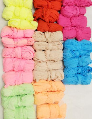 Foulard écharpe foulard écharpe tube soie coton 2m long umhängetuch doux