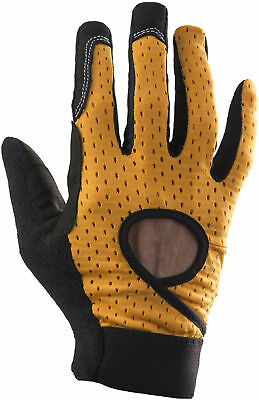 Herrlich Race Face Khyber Womens Full Finger Gloves - Orange