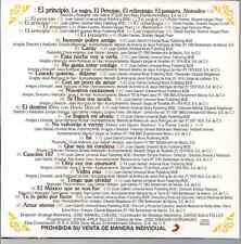 rare RANCHERA 60s 70s CD slip JUAN GABRIEL Inocente PobreAmigo CARAY amor eterno