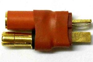 C0026-RC-Conector-macho-conexion-en-T-to-5-5mm-Hembra-Enchufe-de-platano