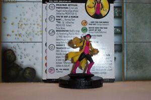 JUBILEE  # 054  House of X Marvel Heroclix  Super Rare