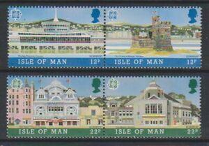 Isle-of-Man-1987-Europa-Architecture-set-MNH-SG-344-7