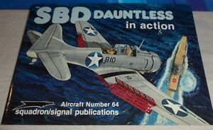 SBD-DAUNTLESS-SQUADRON-SIGNAL-IN-ACTION-No-64-1984