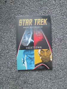 Star Trek Eaglemoss graphic novel collection 1 Countdown test issue - Southampton, United Kingdom - Star Trek Eaglemoss graphic novel collection 1 Countdown test issue - Southampton, United Kingdom