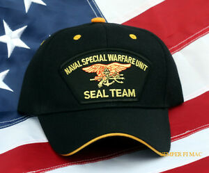 5322d7a6f14 US NAVY SEAL TEAM 10 SNIPER HAT CAP USS CHIEF OEF GIFT USA AMERICAN ...
