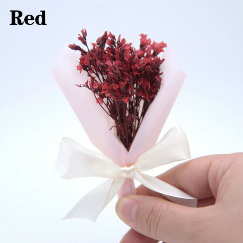 1pc Artificial Mini Dried Flowers Bouquet Wedding Party Home Decoration Gift DIY