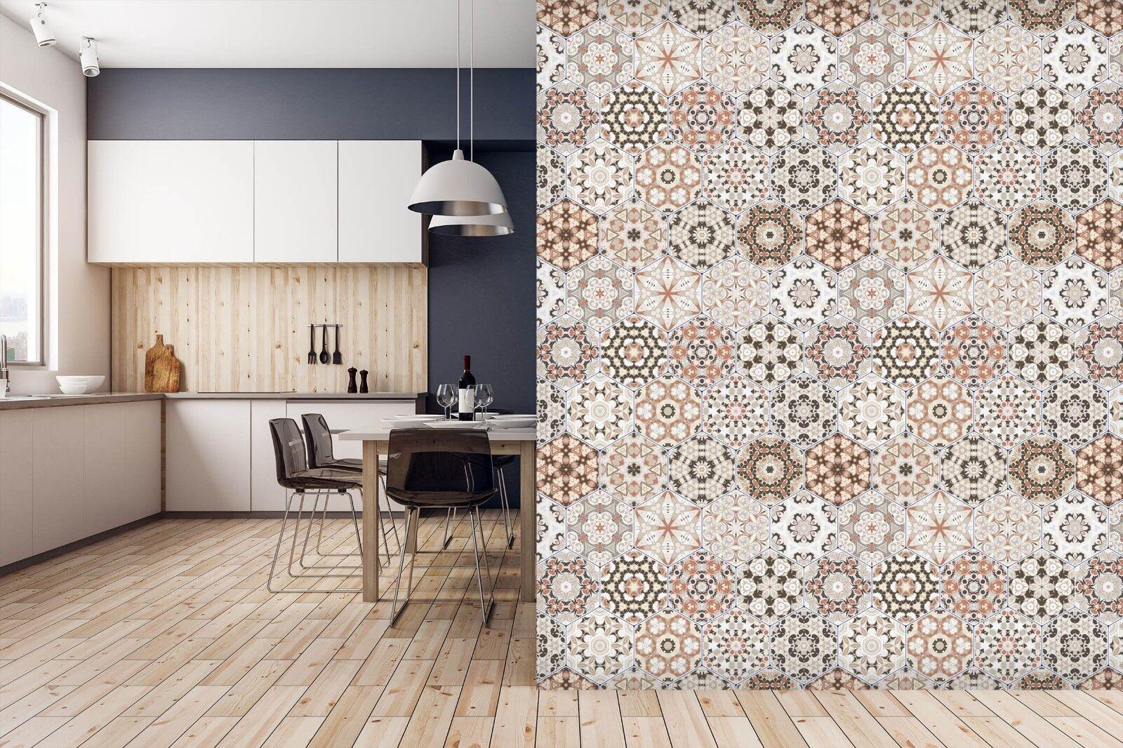 3D Rote Kante Blaume 615 Textur Fliesen Marmor Tapeten Tapete Wandbild AJ