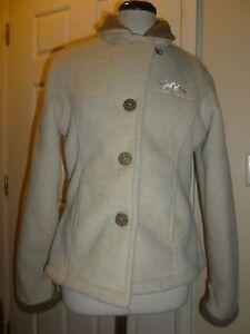 Outback-Trading-Co-Women-039-s-Company-Jacket-Hooded-Riding-sz-M-Medium