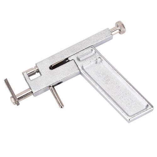 Steel Ear Nose Navel Body Piercing Gun With 98x Studs Tool Kit Set-Professional