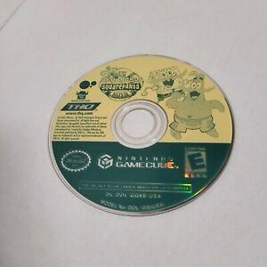 SPONGEBOB-SQUAREPANTS-THE-MOVIE-Nintendo-Gamecube-game-Disc-Only-Tested