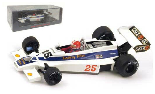SPARK S2236 Hesketh 308E   25 US GP GP GP 1977-Ian Ashley scala 1f06fd