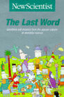 The Last Word: v.1 by New Scientist (Paperback, 1998)