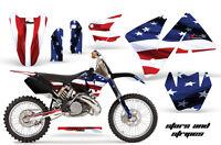 Ktm C3 Exc Mxc Graphics Kit Amr Racing 300/250 Bike Decal Sticker Part 01-02 St