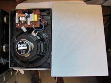 BOWERS & WILKINS B&W BRAND. MODEL NT-809A. 1 pair IN-WALL SPEAKERS. WORK. BP2005