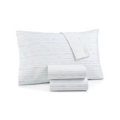 200 Thread Whim by Martha Stewart Collection Novelty Print Twin 3-pc Sheet Set