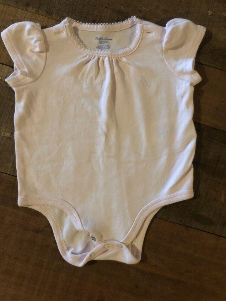 Blandet tøj, Lille fin pigepakke 74-80, str. findes i flere