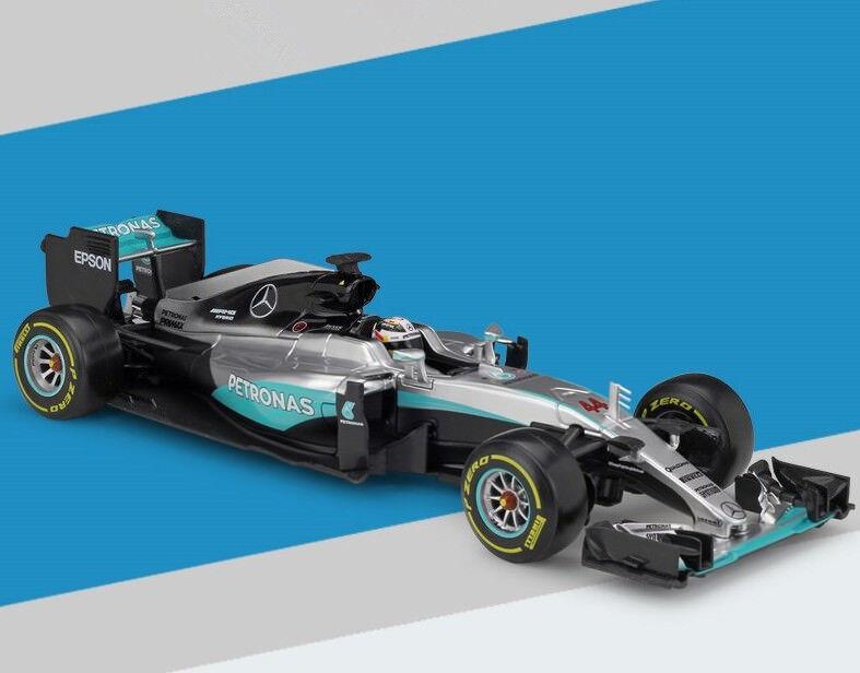 Bburago 1 18 Mercedes AMG fórmula 1 F1 W07 híbrido 44 Lewis Hamilton Racing