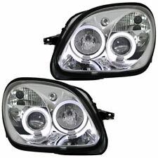 Eagle Eyes LED Side Lights Repeaters Chr Fits Mercedes Benz Slk R170 1996-2004