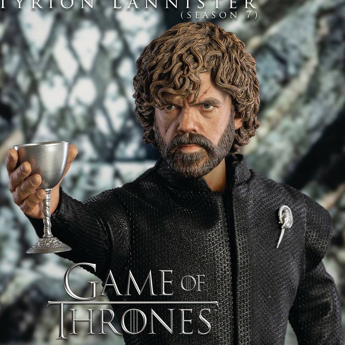 ThreeZero 1/6 3Z0097 Tyrion Lannister Game of Thrones Figure Collectible Deluxe