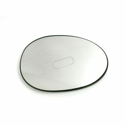 Peugeot 107 Hatchback 2005-2014 Non-Heated Convex Mirror Glass Drivers Side
